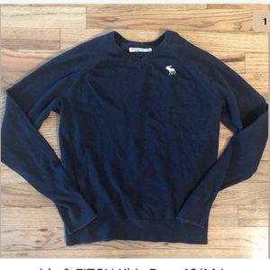 Abercrombie & FITCH Kids  13/14  V-neck Sweater